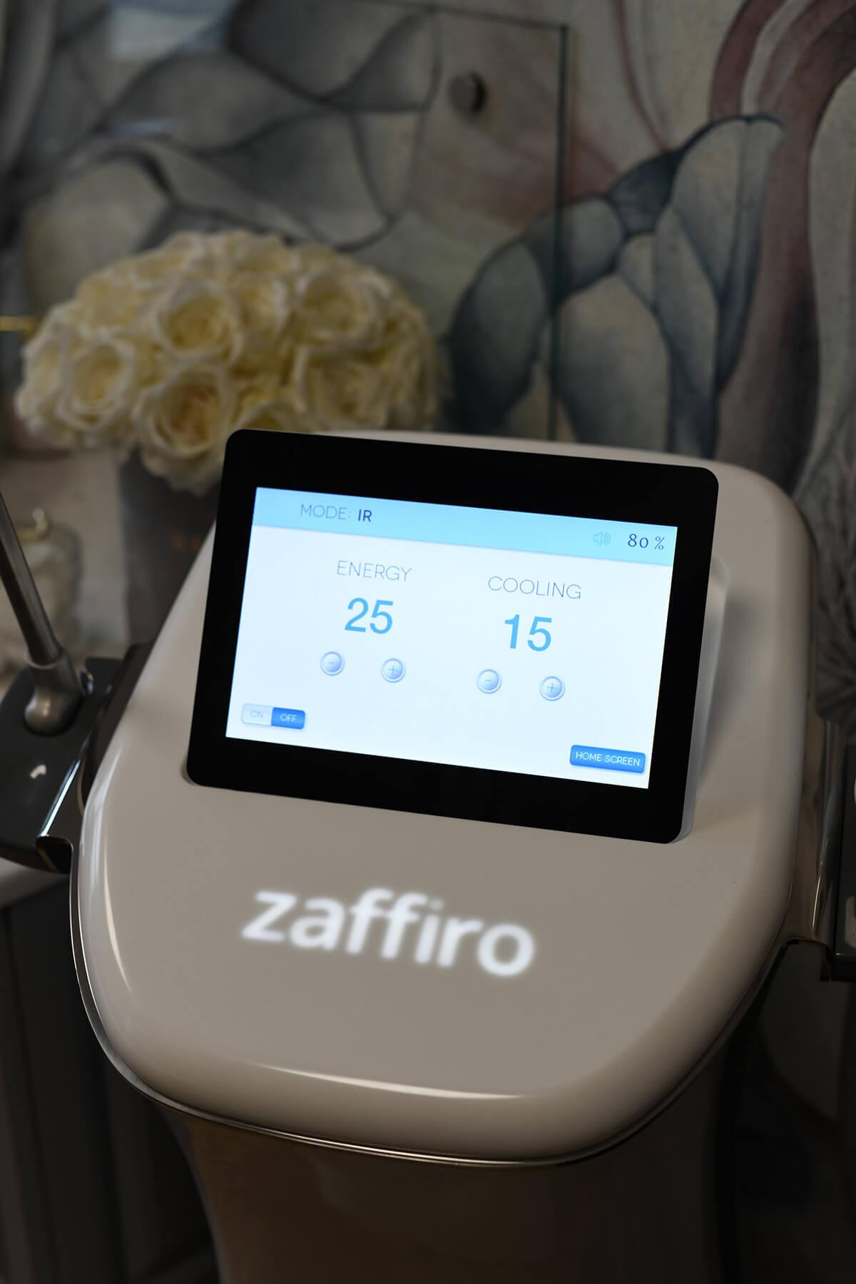 Zaffiro - zabieg na twarz - 60 min dla niego